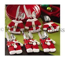 Décorations de Noël et sapins Rouge pour la cuisine