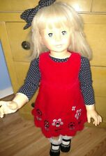 Adorable Jumper top bow fits  Saucy Walker, Penny ,Patti Play Pal Dolls
