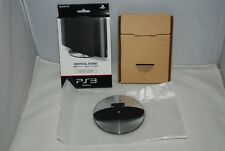 SONY PlayStation 3 Vertical Stand Black w/ Box CECH-ZST1J for SECH-4000 PS3