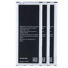 New 3 pcs 3220mAh Battery For Samsung Galaxy Note 4 N910 N910T N910A N910P