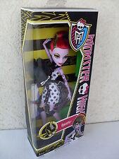 operetta monster high daughter phantom opera doll poupèe 2011 muneca X3674 X3671