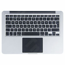 "Macbook Pro / Air 13"" 15"" carbon fibre trackpad vinyl sticker skin"