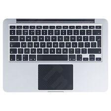 "Macbook Pro / Air 13"" 15"" carbon fibre trackpad vinyl sticker skin"