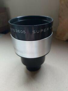 isco Gottigen super kiptar F 1.6/65mm 35mm Projector lens A