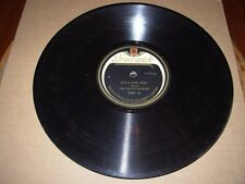 CARL FENTON singin the blues / kiss a miss - 78 rpm brunswick 2066