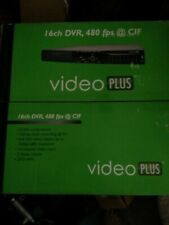 Samsung GVI AR-6160 16 Channel Digital Video Recorder. AR-6080 AR-6040 DVR