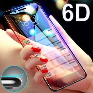 6D Curved Full Glue Temper Glass Film for Samsung A6 A8 Plus A9 Screen Protector