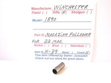 WINCHESTER 1890,  (MAGAZINE FOLLOWER-FOR 22 MAG.)    ( H-39)