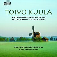 Turku Philharmonic Orchestra - Kuula:South Ostrobothian Suites [Leif [CD]