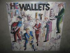 The WALLETS Take It SUPER RARE SEALED New Vinyl LP 1986 Twin Tone Steve Kramer