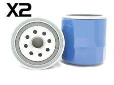 2x Oil Filter Suits Z493 Subaru LEONE BRUMBY