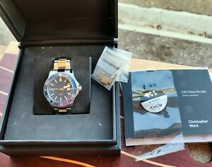 Christopher Ward C60 Trident Pro 600 Men's Watch 42mm Automatic