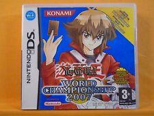 ds YU-GI-OH World Championship 2007 YUGIOH Lite DSi 3DS Nintendo PAL REGION FREE