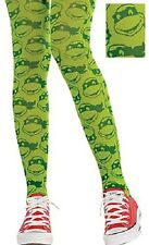 Child Green Teenage Mutant Ninja Turtles Tights - CHILD MED / LG  -NEW!!