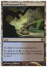 Underground River // NM // Ninth 9th Edition // engl. // Magic the Gathering