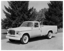 1963 Studebaker Champ Press Photo and Release 0037
