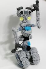 Johnny 5 robot character from Short Circuit (1986 film) Inspired Plushie Doll