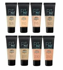 MAYBELLINE Fit Me! Matte & Poreless Foundation 30ml - various shades