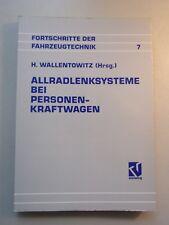 Allradlenksysteme bei Personenkraftwagen Fortschrift Fahrzeugtechnik 7