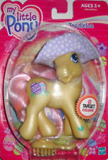 New  MY LITTLE PONY  Target Exclusive  TOODLELOO  Easter  Spring 2003  NIP