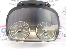 BMW 1 SERIES E81 E82 E87 E88 Diesel Instrument Cluster Speedo Clocks 9220954