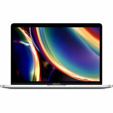 """Apple 13.3"""" MacBook Pro Core i5-8257U 8GB RAM 256GB SSD Mid 2020 Silver"""