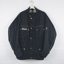 Vintage BELSTAFF Navy Blue Nylon Jacket Size Mens Large /R43097