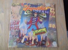The Sensational Alex Harvey Band - The Impossible Dream (1974 LP)