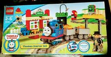 Lego Duplo Thomas The Tank Engine: Thomas Starter Set (USED COMPLETE)