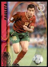Panini World Cup 2002 Card - Pauleta Portugal No. 95