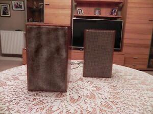 Grundig HiFi-Lautsprecher-Box 205   70 er Jahre