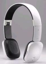 mPULSE mWorks Rock Bluetooth v4.0 Stereo Wireless HD Headphones Headset~White