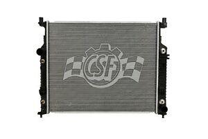 CSF 3457 Radiator For 06-12 Mercedes-Benz GL320 GL350 GL450 GL550 ML500