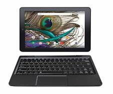 "VENTURER RCA SATURN 10 PRO 10.1"" HD Screen 32gb 2-in-1 Android 6 Tablet - Black"