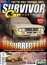 LIMITED STOCK - SURVIVOR CAR AUSTRALIA FALCON GT MONARO GTS CHARGER RT ISSUE 13