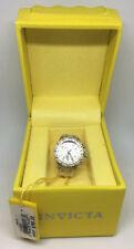 Invicta 13828 Silver-tone White Dial Mini Watch Collection Bolt Desk Clock