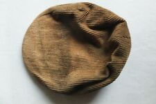Vintage 100% Cotton Mens Beret Cap  Hat   AINTREE