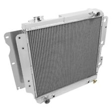 For Jeep TJ 97-06 Champion Cooling Systems All-Aluminum Engine Coolant Radiator