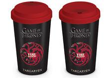 Game of Thrones (House Targaryen) Travel Mug MGT22870 - 12oz/340ml