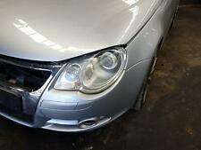 VOLKSWAGEN EOS LEFT HEADLAMP 1F, XENON TYPE, 02/07-04/11