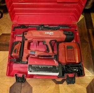 Hilti BX3 ME 02 Cordless Nailer