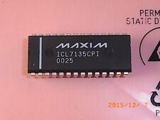 ICL7135CPI MAXIM A/D Converter BCD Output DIP28