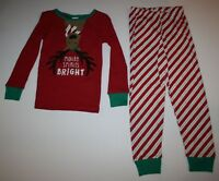 NEW Gymboree Outlet Girl Holiday Pajamas PJs 4 5 10 12 Reindeer