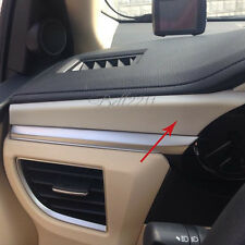 For Toyota Corolla E170 2014-2015 Chrome Car Penal Trim Moulding Inner Trims