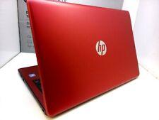 "HP Red 15-bs234wm Notebook PC - Intel Pentium Silver N5000 4GB 500GB DVDRW 15.6"""