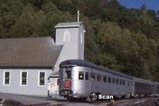 Original 35 mm Slide Trains/Railcar CSX Railroad Pass Special Oct 1986 #T2505