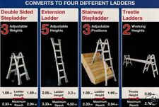 Multi Use Aluminium Ladder - 3.3 Metre -New from BAILEY  (SOLD OUT)