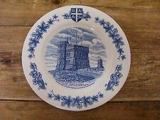 Wood & Sons Atlantic Canada Plate Rocher Perce Rock Gaspesie Quebec Longueur