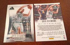 12/13 Panini Prizm RC #300 GREG STIEMSMA Timberwolves/Celtics/Wisconsin Rookie