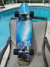 Skateboard Sector 9 Nine.Long Board Sector 9 Wheels and Mission1 Gull Wing Truck